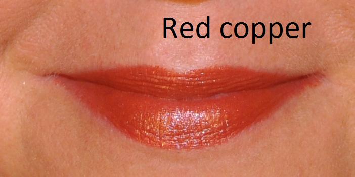 Red copper Maria Åkerberg