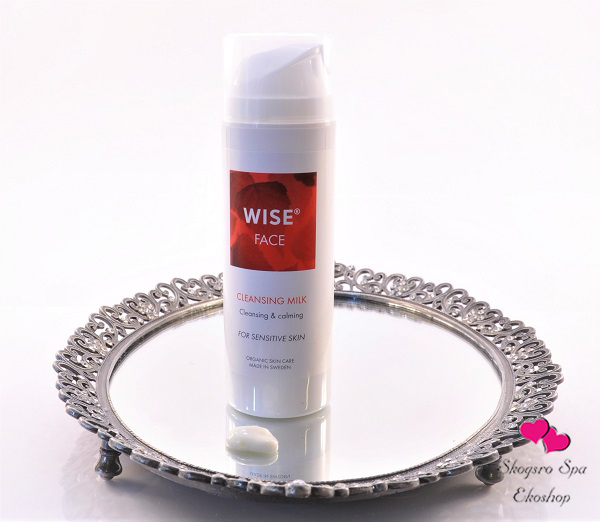 Wise cleansing milk
